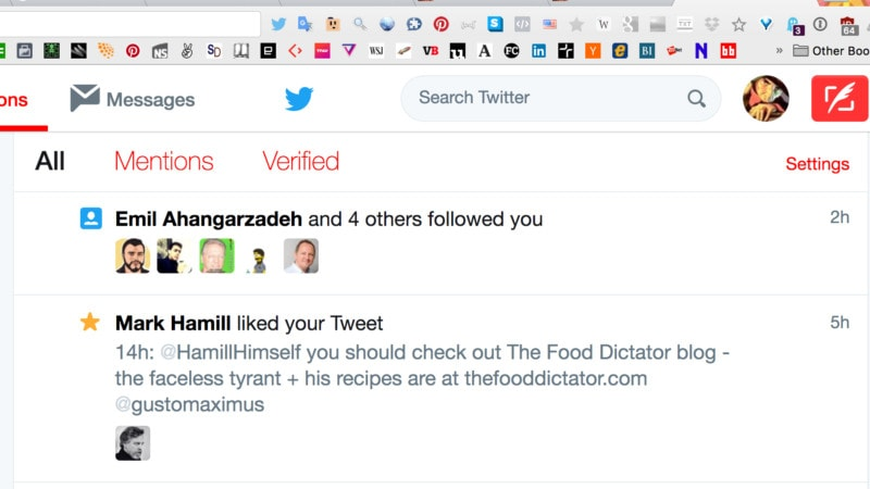 Mark Hamill Likes TFD!