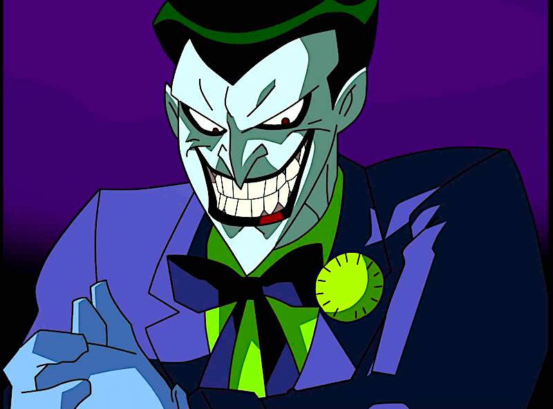 The Joker's Wild!
