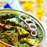 The Hirshon Indian Palak Paneer - पालक पनीर
