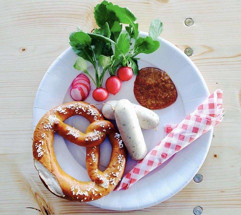 The Hirshon German Soft Pretzels – Laugenbrezel