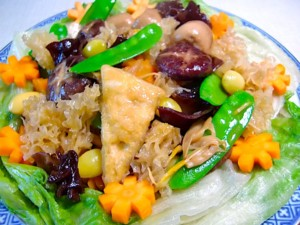 The Hirshon 18 Ingredient Vegetarian Buddha's Delight – 罗汉全斋
