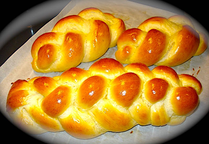 The Hirshon Challah Sabbath Bread - חַלָּה