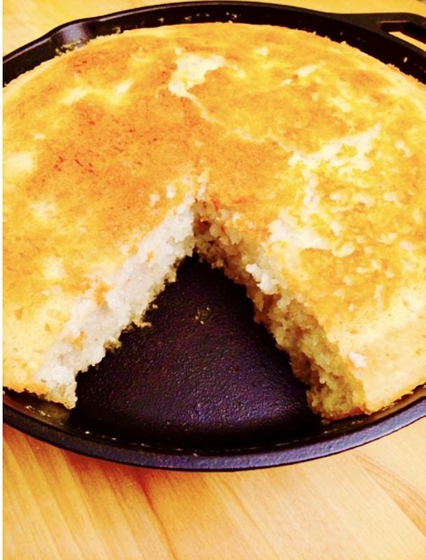 The Hirshon Kenyan Rice Cake - Mkate Wa Sinia