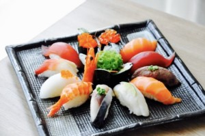 The Hirshon Japanese Nigiri-Style Sushi Feast – ニギリ寿司