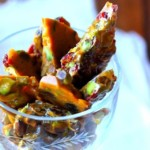 The Hirshon Pistachio Cranberry Cardamom Brittle