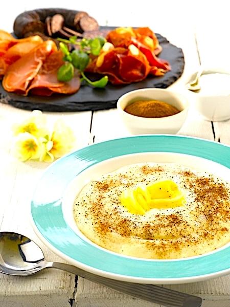 The Hirshon Norwegian Sour Cream Porridge – Rømmegrøt