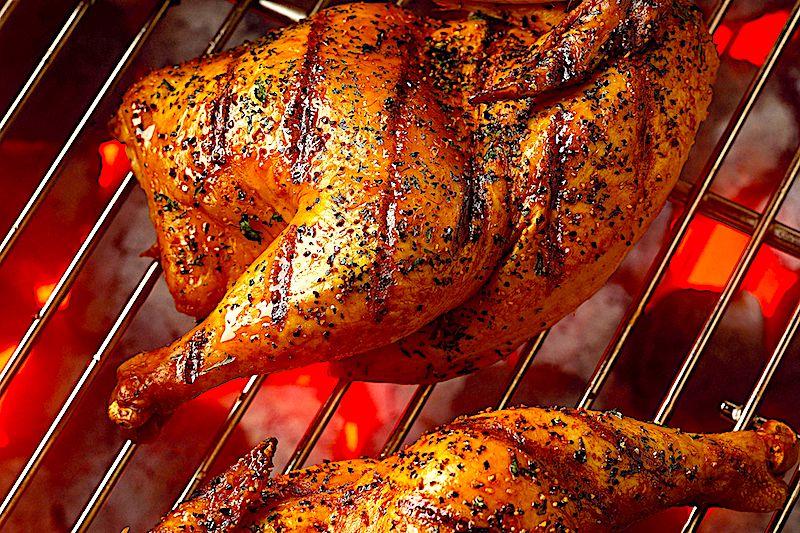 The Hirshon Cornell Chicken