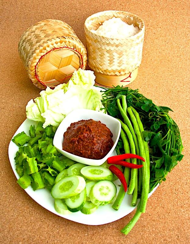 The Hirshon Lao Chili Condiment - ແຈ່ວບອງ