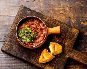 The Hirshon Georgian Bean Dip – ლობიო