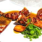 Alain Ducasse's Lobster Thermidor