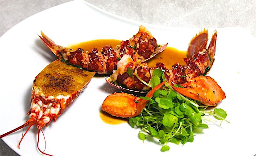 Alain Ducasse's Lobster Thermidor