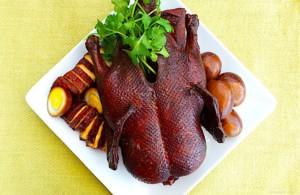 The Hirshon Teochew Braised Duck -潮州卤鸭
