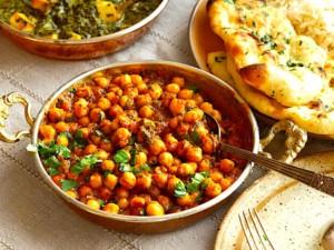 The Hirshon Punjabi Chana Masala – चना मसाला