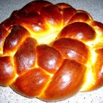 The Hirshon Rosh Hashanah Round Challah - רֹאשׁ הַשָּׁנָה חַלָּה
