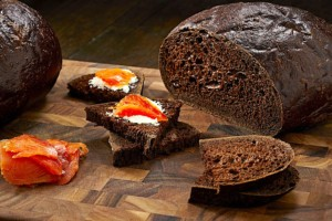 George Greenstein's Pumpernickel Bread