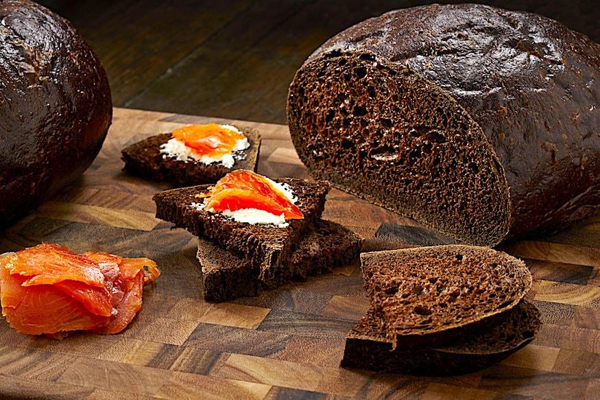 George Greenstein's Pumpernickel Bread