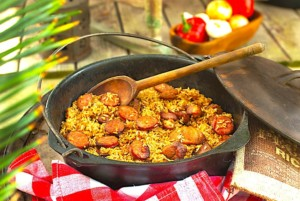 The Hirshon Cajun Jambalaya