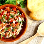 The Hirshon Chilean Salsa - Pebre