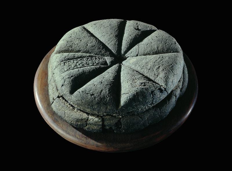 Pompeii Bread