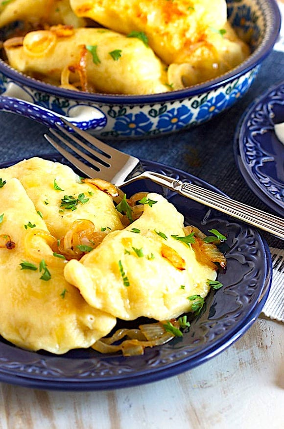 The Hirshon Polish Ruthenian Pierogi - Pierogi Ruskie