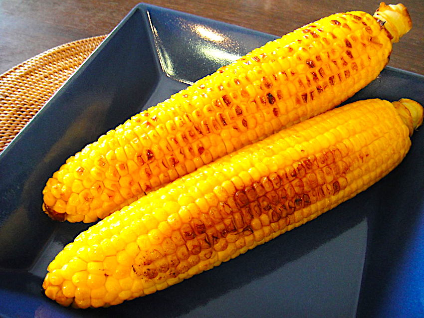The Hirshon Japanese Grilled Corn with Miso Butter – 焼きとうもろこし