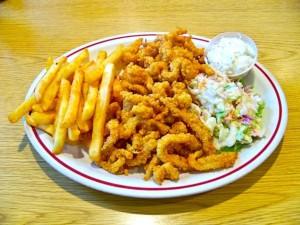 Howard Johnson's Fried Clams