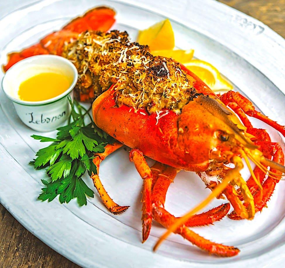 Locke-Ober Restaurant's Lobster Savannah