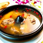 The Hirshon Yunnan Steamed Chicken Soup - 汽鍋雞