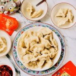 The Hirshon Chinese Jiaozi Dumplings - 白菜豬肉餃子