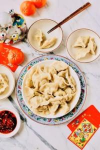 The Hirshon Chinese Jiaozi Dumplings – 白菜豬肉餃子