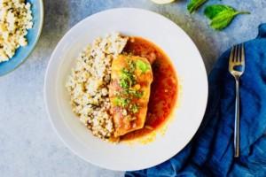 The Hirshon Israeli Fish in Spicy Tomato Sauce – חריימה