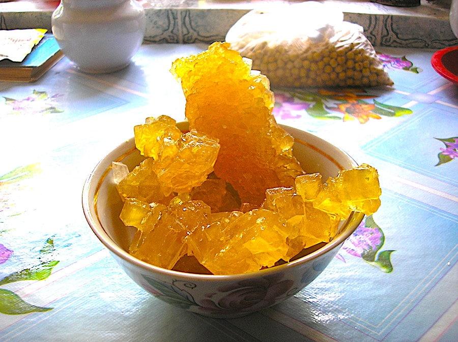 The Hirshon Uzbek Spiced Rock Candy Sugar – Navat