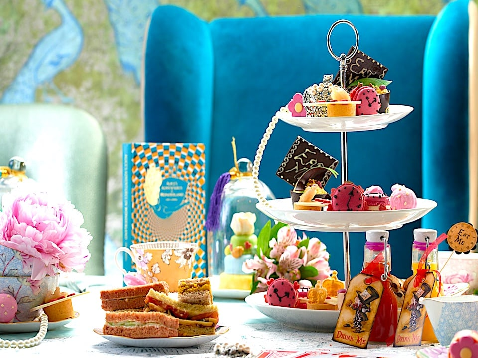 How To Do British High Tea, Per TFD