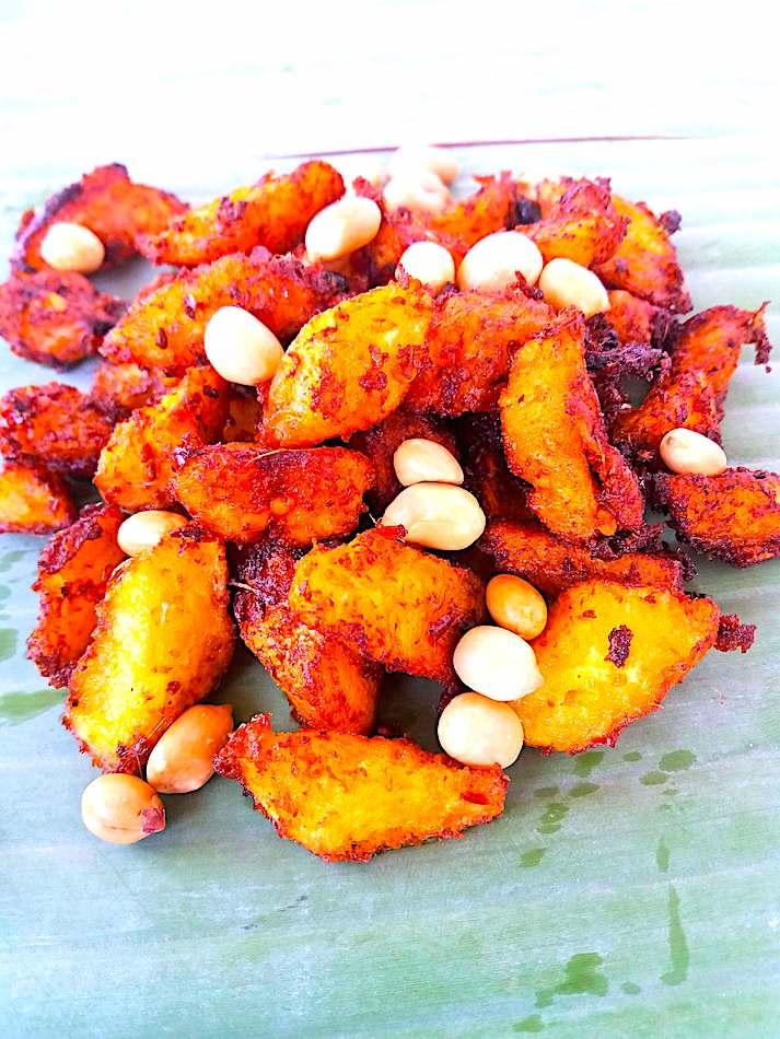 The Hirshon Ghanaian Spiced Fried Plantains – Kelewele