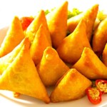 The Hirshon Burmese Samosas - စမူဆာ