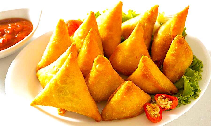 The Hirshon Burmese Samosas - စမူဆာ