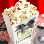 The Hirshon Black and White Truffle Popcorn