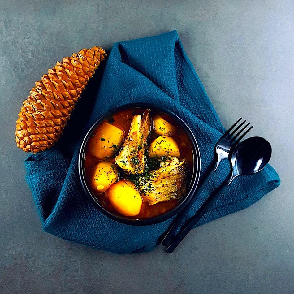The Hirshon Breton Cotriade Soup