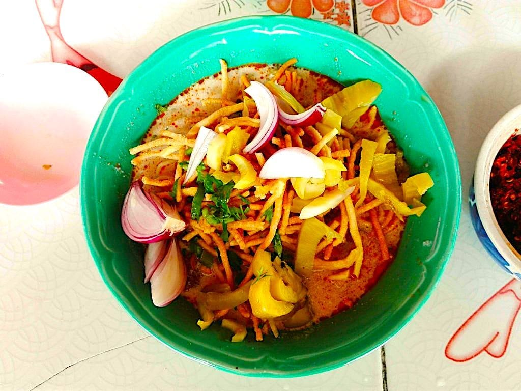 The Hirshon Northern Thai Khao Soi - ข้าวซอย