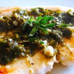 The Hirshon Italian Salmoriglio Sauce - Salsa al Salmoriglio