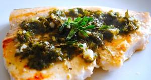 The Hirshon Italian Salmoriglio Sauce – Salsa al Salmoriglio