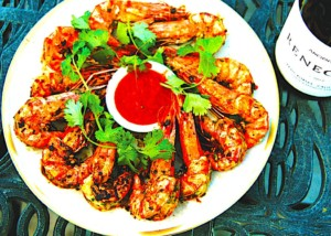 The Hirshon Macanese Garlic Prawns – 澳門大蒜蝦