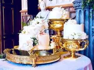 HRH Harry and Meghan's Wedding Cake Recipe