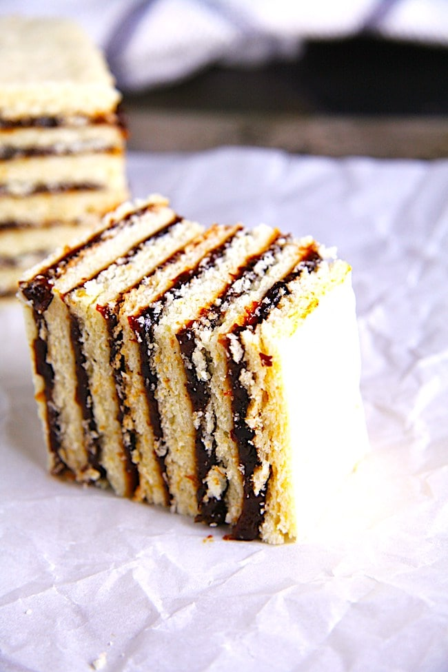The Hirshon Icelandic Christmas Cake - Vínarterta