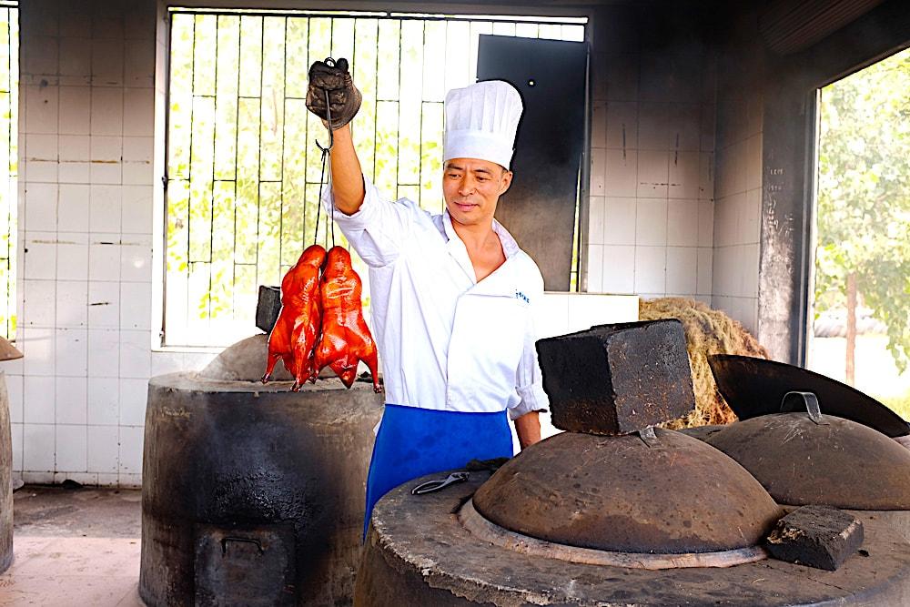 The Hirshon Yunnan Yiliang Roast Duck - 宜良烤鴨