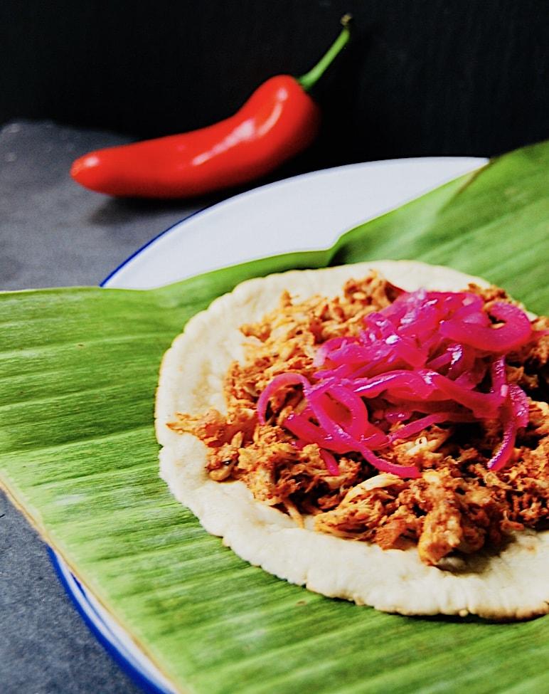 The Hirshon Yucatecan Shredded Pork - Cochinita Pibil