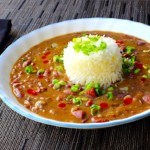 Chuck Taggart's New Orleans Red Beans and Rice