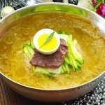 The Hirshon North Korean Mul Naengmyeon - 물냉면