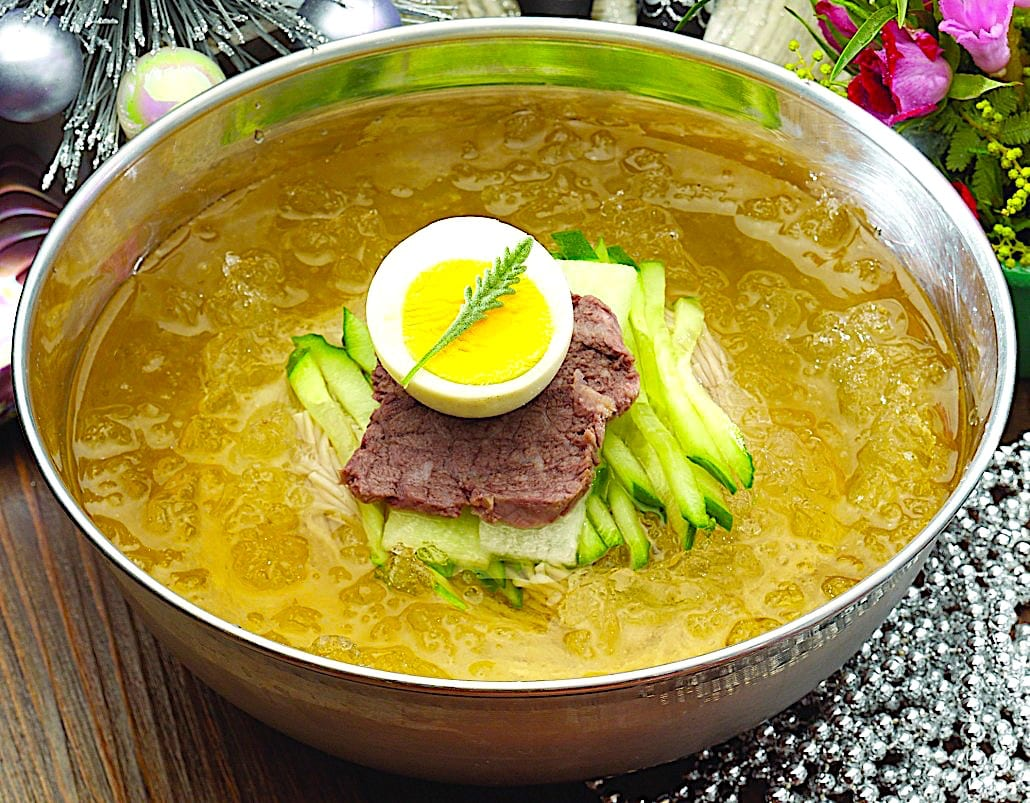 The Hirshon North Korean Mul Naengmyeon – 물냉면