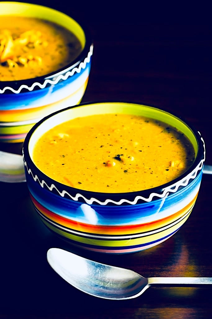 The Hirshon Anglo-Indian Mulligatawny Soup